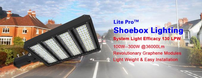 200W LED Parking Lot Lights /  LEDs LED Area Lights Outdoor Garden Lamp
