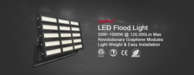 1000W Outdoor LED Flood Lights SMD Modular Advertise Board IP66 IP67