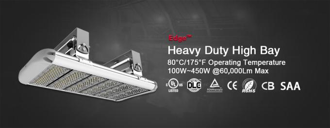 80°C High Temperature Resistance LED Lights / 300W High Bay for steel mills