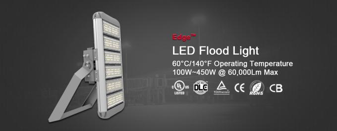 150W Exterior LED Lighting / Modular Warehouse High Bay & Low Bay