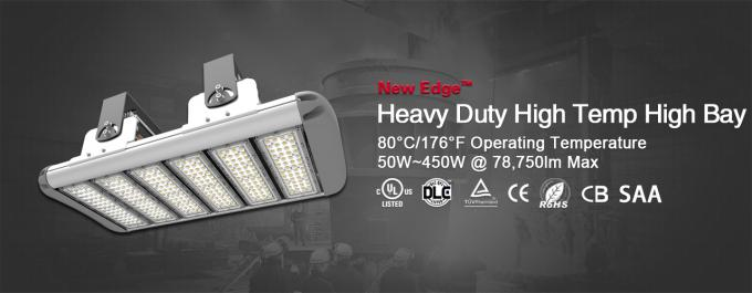 300W High Temperature LED Lights / Hot Mill LED Lights 54000lm Work Environment