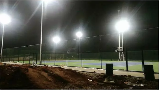 Outdoor Sports Flood 2000W HID HPS Replaced 800W Modular Flood