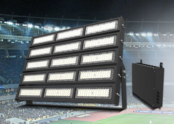 China 1000W Outdoor Sport Court Lighting 125000lm Sports Ground Floodlights For Soccer Field supplier