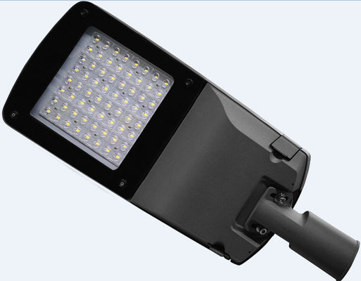 China 100W LED Cobra Steet Lamp / Outdoor Solar Powered Roadway lights 6 - 10m Height supplier
