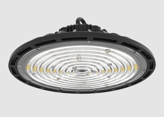 China UFO LED High Bay Light 150W Emergency 3 hours Warehouse High Bay lamp supplier