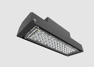 China 140LPW 1ft 2ft 3ft 4ft Linear High Bay Lights / Supermarket LED Linear fittings supplier