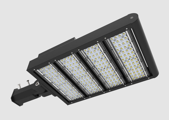 China LED Area Lighting 200W / 140 LPW External Waterproof LED Street Light Fixtures supplier