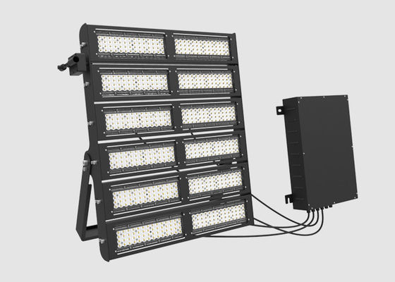 China 96000lm Outdoor Sport Court Lighting 800W Sports Pitch Lighting ETL DLC CB GS supplier