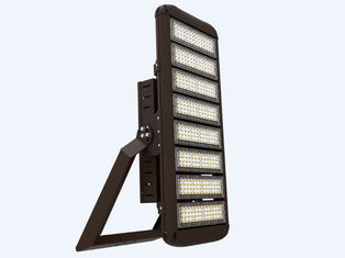 China High Power Sports Field Lighting / 960W 153600lm Flood For Sports Parks supplier