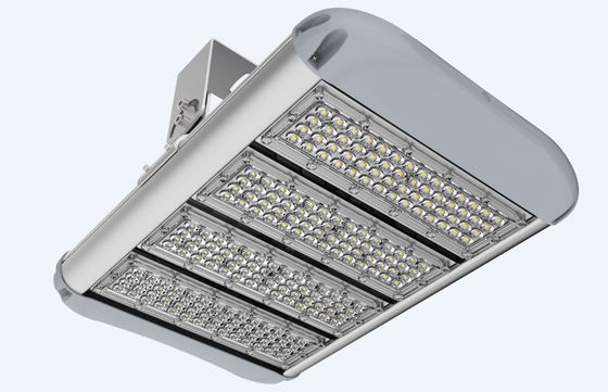 China Adjustable 200W Outdoor Floodlight For Yard / Court / Street / Parking Lot supplier