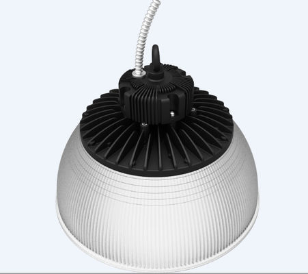 China High Power LED 100W - 240W Warehouse LED Industrial Lighting UFO LED High Bay Light supplier