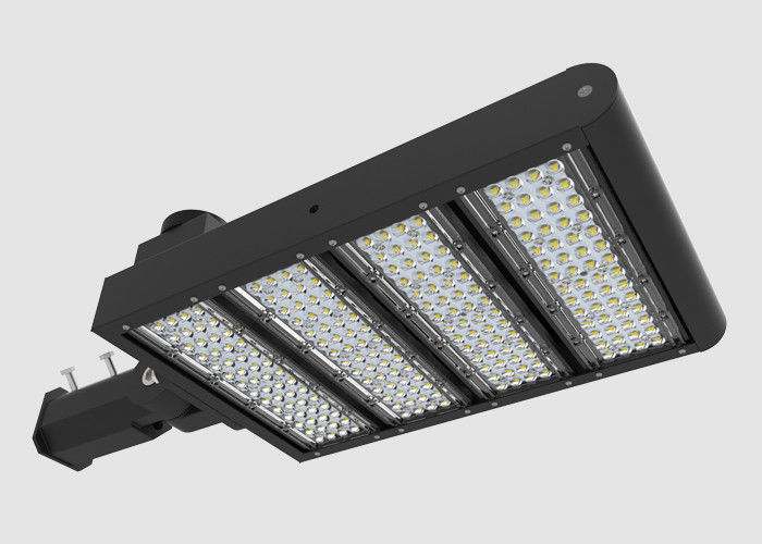 140LPW LED Parking Lot Lights / 250W LED Pole Fixture For ...