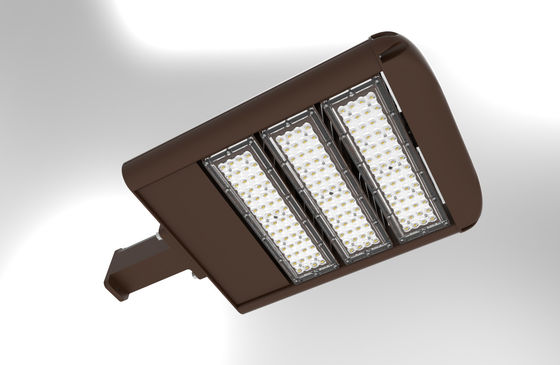 China LED Area Lighting 150W / LED Street Lamp With Motion Sensor L70>150,000 Hrs distributor