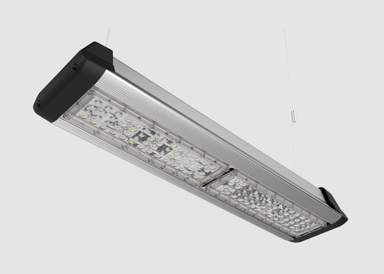 China 100W LED Warehouse High Bay ETL DLC GS TUV CB 0-10V Dimmable Linear fixture distributor