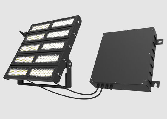 China High Power 600W LED Stadium Lights 480V High Mast Pole and Sports Stadium distributor