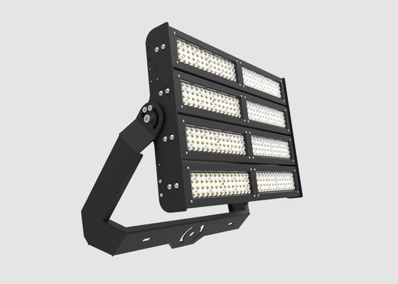China 500W Modular LED Stadium Lights  SMD3030 Flood For Tennis / Volleyball Court distributor