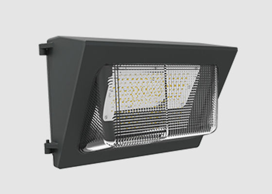 China IP65 Exterior LED Wall Pack 40W - 150W Wall Mounted Decorative Lighting factory