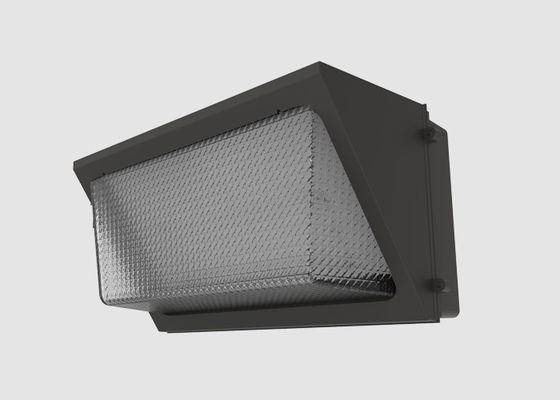 China 150W White Led Wall Pack With Photocell Electro LED Garden Wall Lights distributor