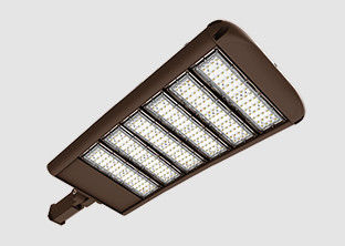 China 300W LED Area Lighting Fixtures 54000lm , Commercial Parking Lot Lighting Fixtures distributor