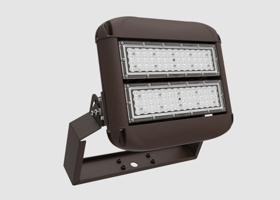 China 100W Outdoor Led Floodlights IP66 Industrial High Mast Flood  led lights factory