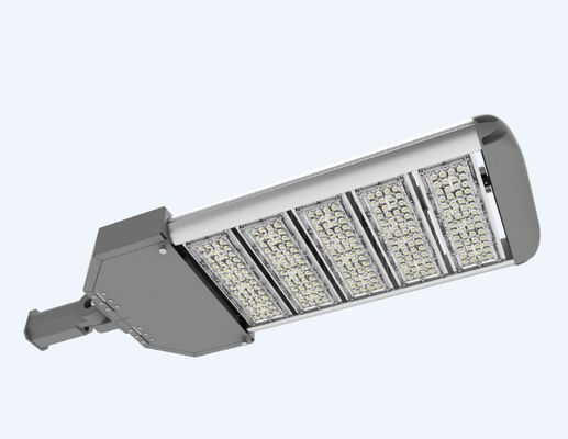 China Outdoor Project Lamps 50W 300W Aluminum IP66 Modular LED Street Lights distributor