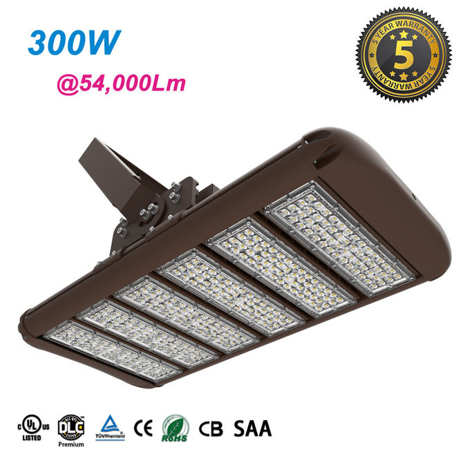 180LPW LED High Mast Light / 300W High Temperature Resistance Flood lights